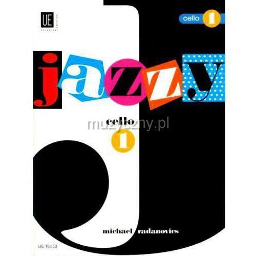 PWM Radanovics Michael - Jazzy Cello vol. 1 na wiolonczelę i fortepian