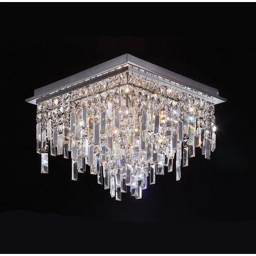 Italux Plafon lavenda mx92915-13a lampa sufitowa z kryształami 13x20w g4 chrom (5900644341017)