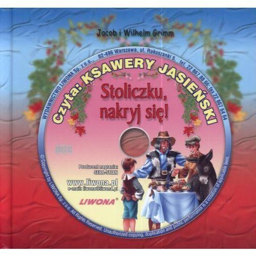 Stoliczku Nakryj Się Słuchowisko + Cd (9788375701906)