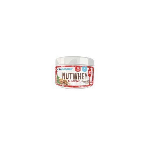 nutwhey almond cinnamon 400g marki Allnutrition