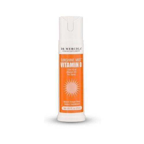 Spray WITAMINA D 1000 SUNSHINE MIST (producent: dr Mercola) (spray)