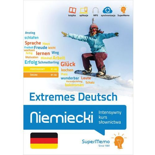 Niemiecki. Extremes Deutsch, SuperMemo World
