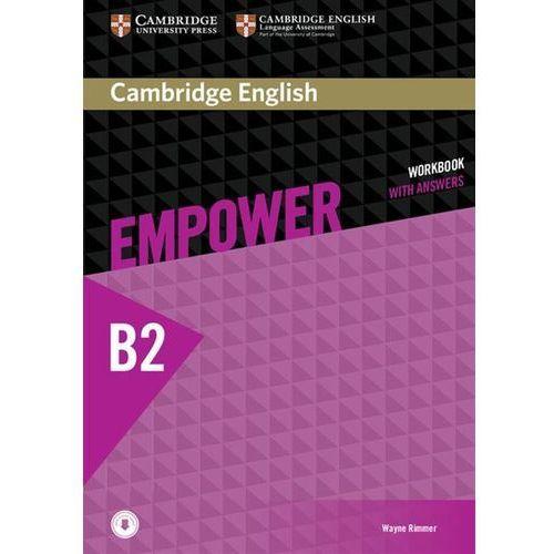 Empower Upper Intermediate. Ćwiczenia z Odpowiedziami + Downloadable Audio (2015)
