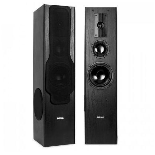 Beng 3-drożne głośniki podłogowe hifi 880w para