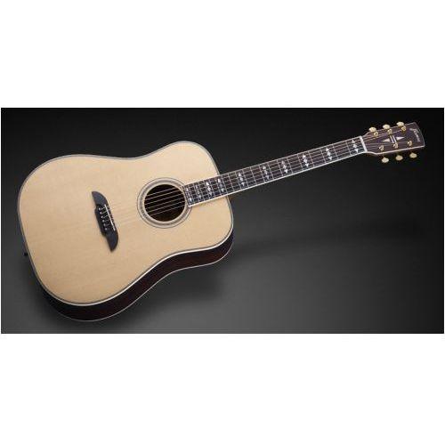 Framus FD 28 JN SR VSNT - Jorg Nassler Signature - Vintage Transparent Satin Natural Tinted gitara akustyczna