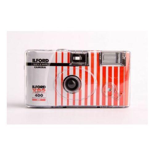 lford aparat jednorazowy z filmem XP2/27 do C-41.