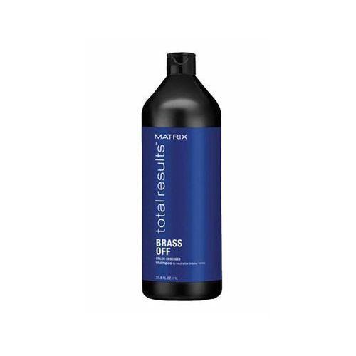 Matrix Total Results Color Obsessed Brass Off szampon do włosów neutralizujący odcień 1000ml (3474636484942)