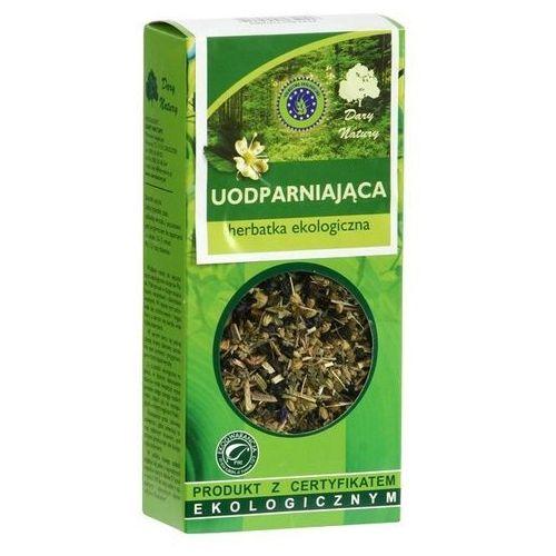 Dary natury - herbaty bio Herbatka uodparniająca bio 50 g - dary natury (5902741004154)