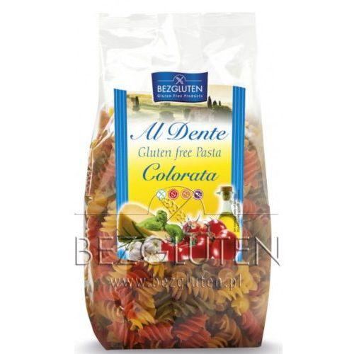 Makaron Al Dente COLORATA (kolorowe świderki) bezglutenowy 400g