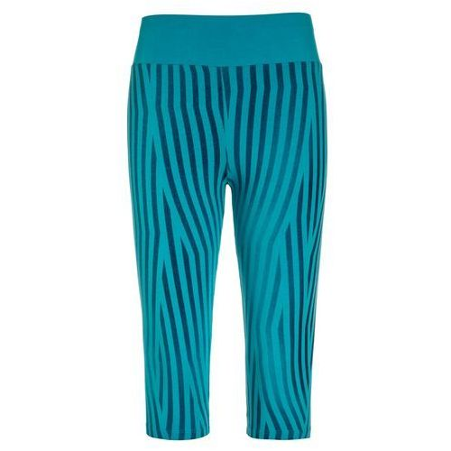 adidas Performance Legginsy energy blue/mystery blue/black, NPY31