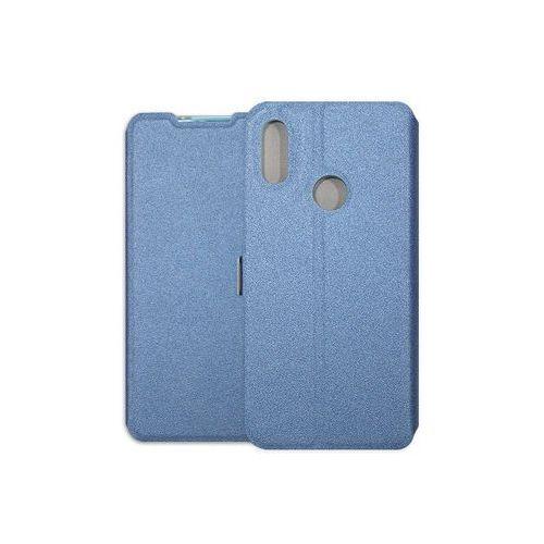 Xiaomi Redmi Note 7 - etui na telefon Wallet Book - granatowy, kolor niebieski