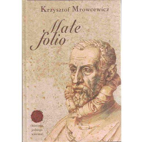 Małe folio, Krzysztof Mrowcewicz