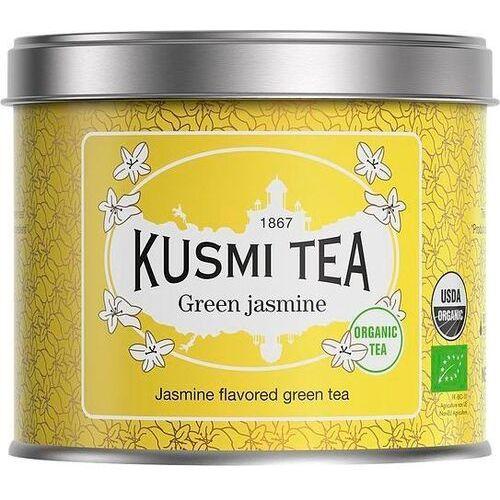 Kusmi Herbata zielona jaśminowa jasmine green tea puszka 100 g