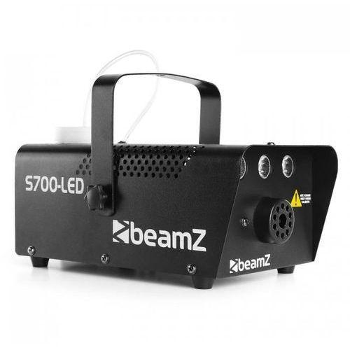Beamz S700-LED Wytwornica mgły 700W Efekt płomieni