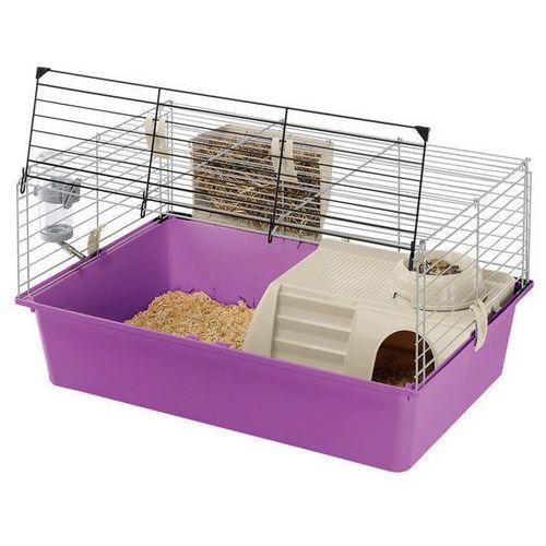 Ferplast Cavie 15 klatka dla świnki z wyposażeniem 70cm (57077470)
