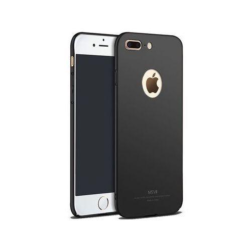 Msvii Etui thin case apple iphone 7 plus z wycięciem czarne - czarny (6923878243376)