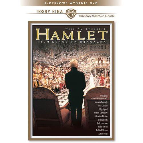 Hamlet (dvd) - marki Kenneth branagh