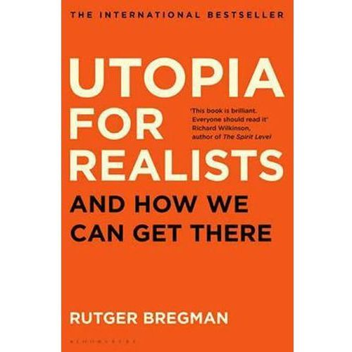 Utopia For Realists (9781408890271)