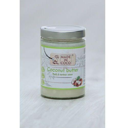 Masło kokosowe 100% BIO Made in Coco