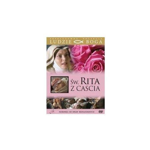 ŚW. RITA Z CASCIA + Film DVD