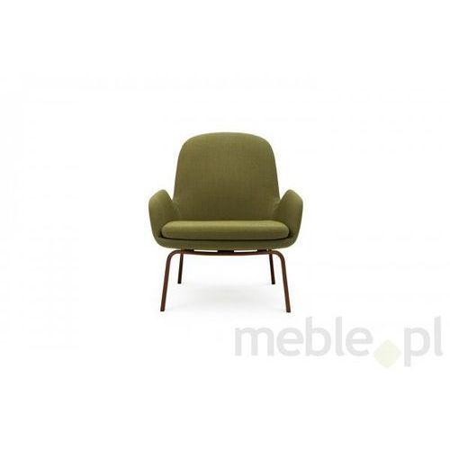 Fotel Era Orzechowy z Niskim Oparciem gabriel-breeze fusion Normann Copenhagen 602850