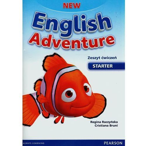 New English Adventure Starter. Ćwiczenia + CD (2014)
