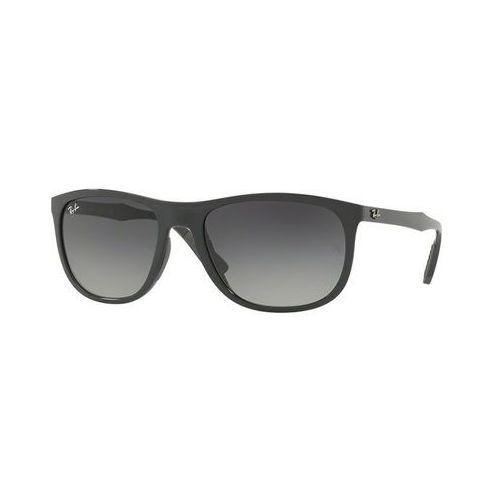 RayBan Okulary przeciwsłoneczne grey/grey gradient/dark grey, 0RB4291