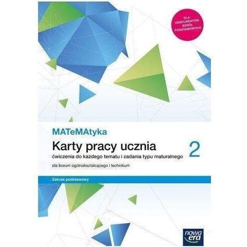 Matematyka lo 2 zp karty pracy ne - ponczek dorota, wej karolina (9788326739767)