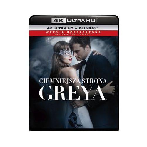 Ciemniejsza strona Grey'a 4K (2BD) (5902115603365)