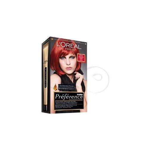 Feria Preference farba do włosów P76 Pure Spice Plomienna czerwień - sprawdź w Pachnidełko