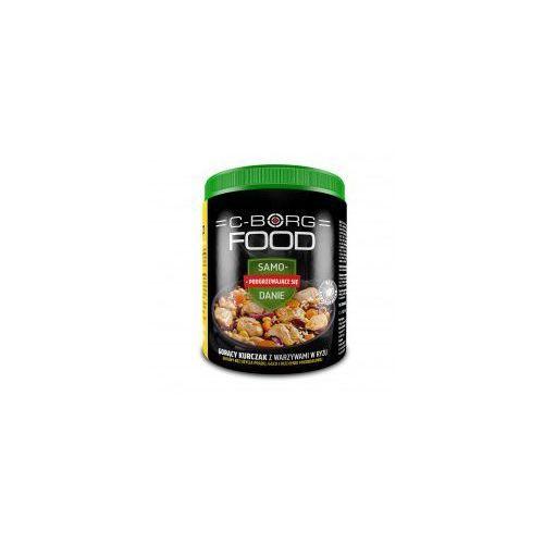 Danie samopodgrzewające się C-Borg Food Kurczak