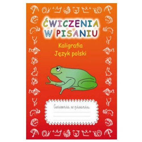 Ćwiczenia w pisaniu Kaligrafia Język polski - Beata Guzowska (32 str.)