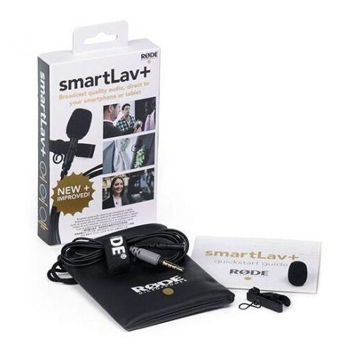 smartlav+ mikrofon dookólny typu lavalier marki Rode