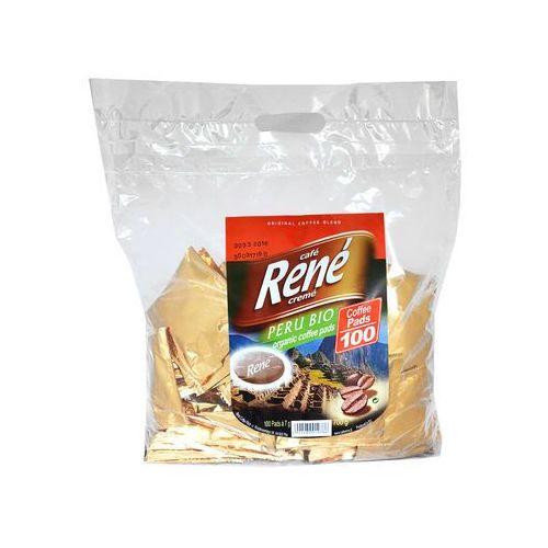 Rene Peru Bio Organic Senseo Pads 100 szt.