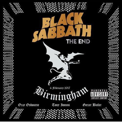 The end (pl) - black sabbath (płyta cd) marki Universal music