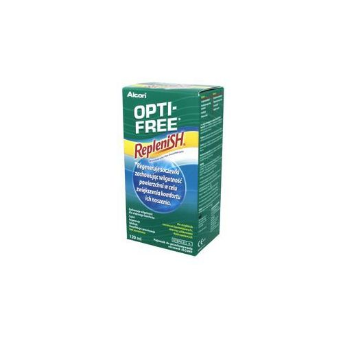 OPTI-FREE Replenish 120 ml.