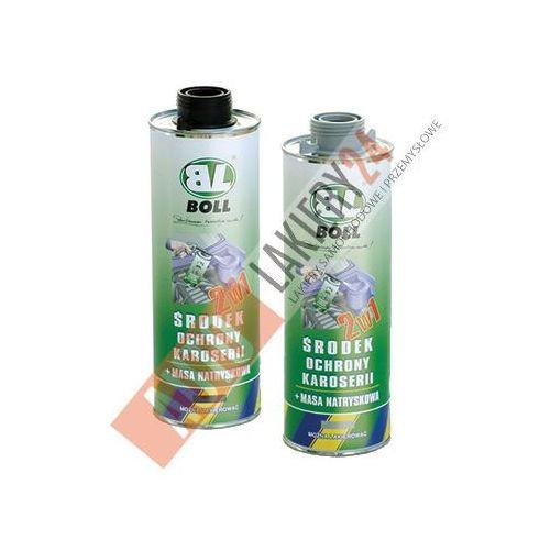 BOLL Środek ochrony karoserii + masa natryskowa 2 w 1 1L (szary), marki Boll do zakupu w Autolakiery24