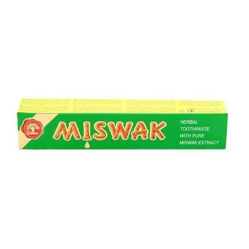 Dabur Herbal Toothpaste With Pure Miswak Extract- Pasta Ziołowa do zębów Meswak, 100ml (5022496002578)