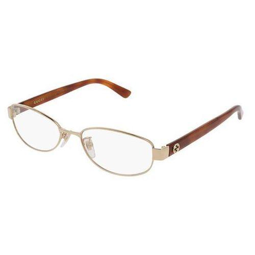 Okulary korekcyjne gg0129oj 002 marki Gucci