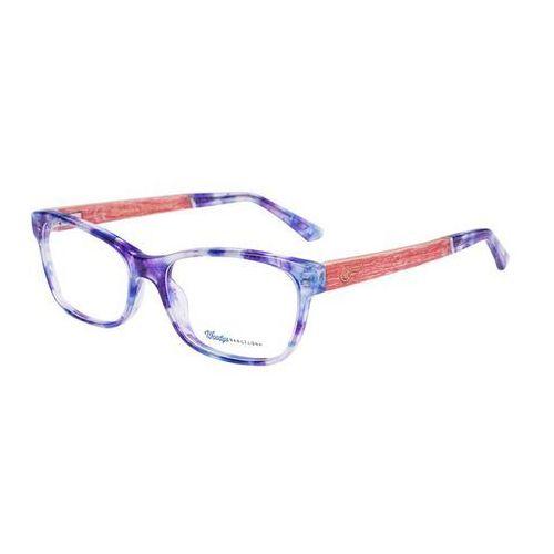 Okulary korekcyjne burano 04 marki Woodys barcelona