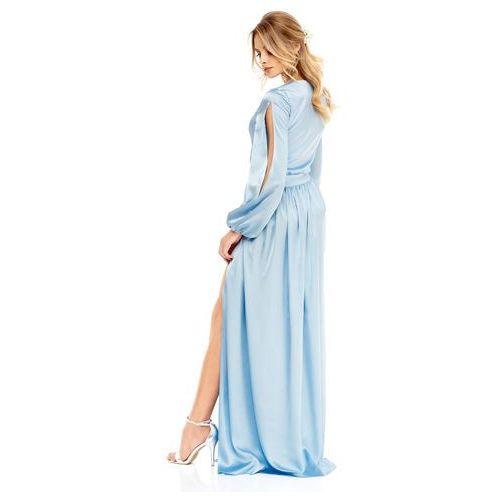Sugarfree Sukienka penelopa w kolorze błękitnym