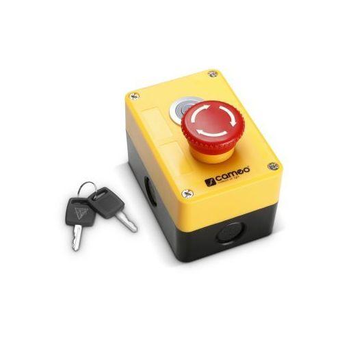 Cameo eks xlr - emergency stop switch with key control