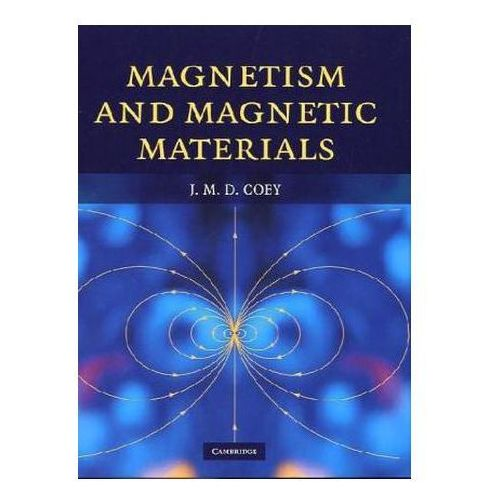 Magnetism and Magnetic Materials, Cambridge University Press