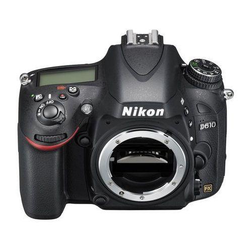 D610 marki Nikon - lustrzanka cyfrowa