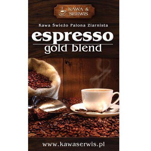 Kawa swieżo palona Kawa espresso gold blend 1 kg (5903111010270)