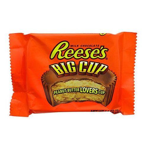 Babeczka czekoladowa reese's big cup z masłem orzechowym 39g - marki Hershey's