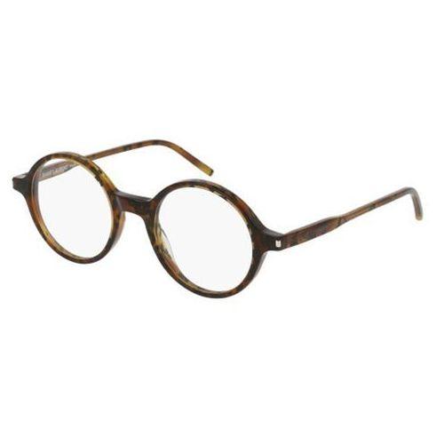 Okulary korekcyjne sl 49 006 marki Saint laurent