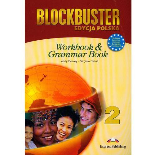 Blockbuster 2. Workbook & Grammar Book (179 str.)