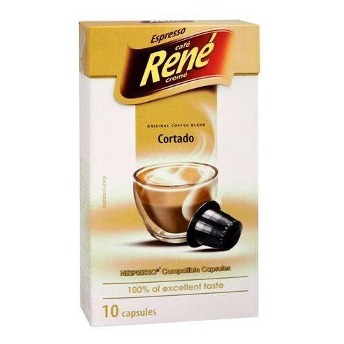 Rene Cortado (kawa z mlekiem) kapsułki do Nespresso – 10 kapsułek
