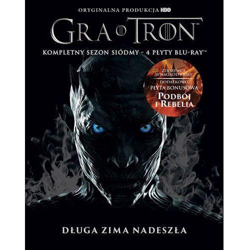 Gra o tron: Sezon 7 ( Blu-Ray) - Jeremy Podeswa DARMOWA DOSTAWA KIOSK RUCHU (7321999347383)